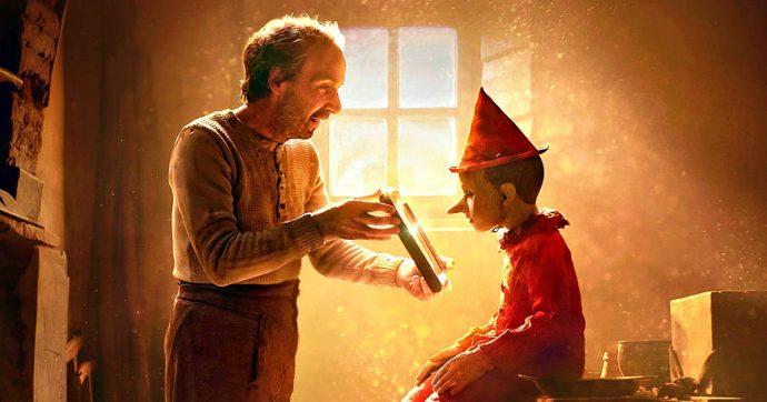 Pinocchio di Garrone al cinema giovedì 19 Dicembre: una pellicola made in Puglia