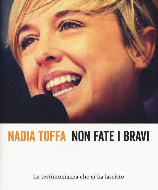 """""""Non fate i bravi"""", gli ultimi scritti di Nadia Toffa: la mamma Margherita presenta il libro a Bari"""