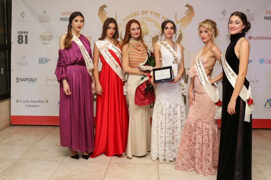 "Marika Vasciaveo, stilista pugliese: ""Ho realizzato gli abiti per le concorrenti di Top Model of the World 2019"""