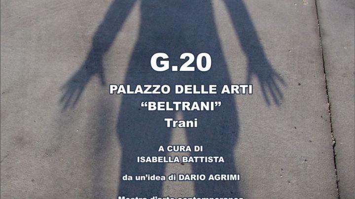 """A Trani il """"G20"""" di giovani artisti pugliesi: mostra collettiva fino al 1° Marzo"""