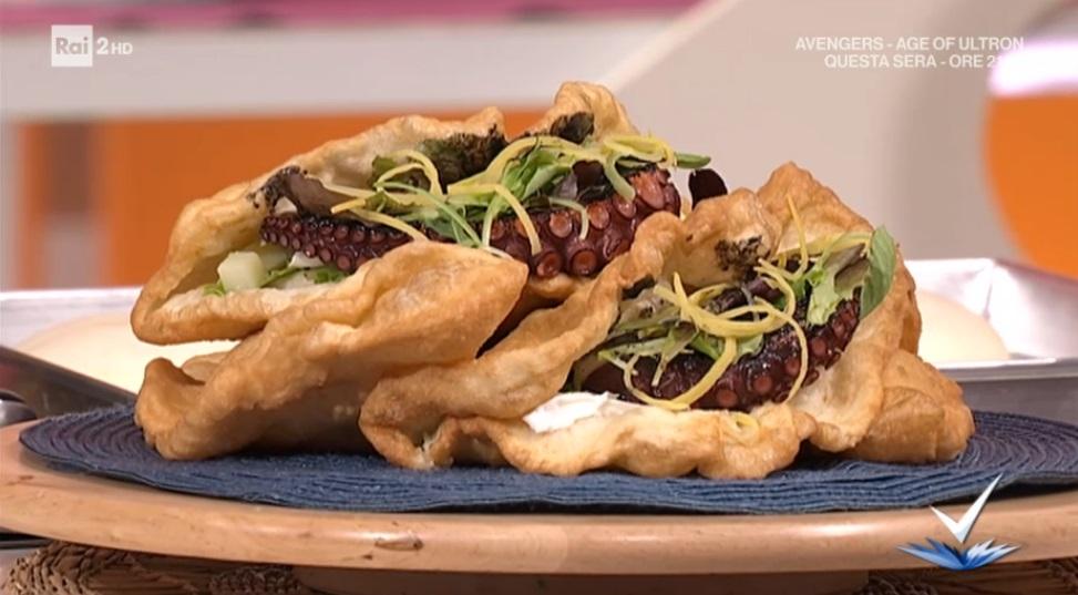 Panzerotti fritti di mare: lo chef Paolo Amato e la sua ricetta made in Puglia
