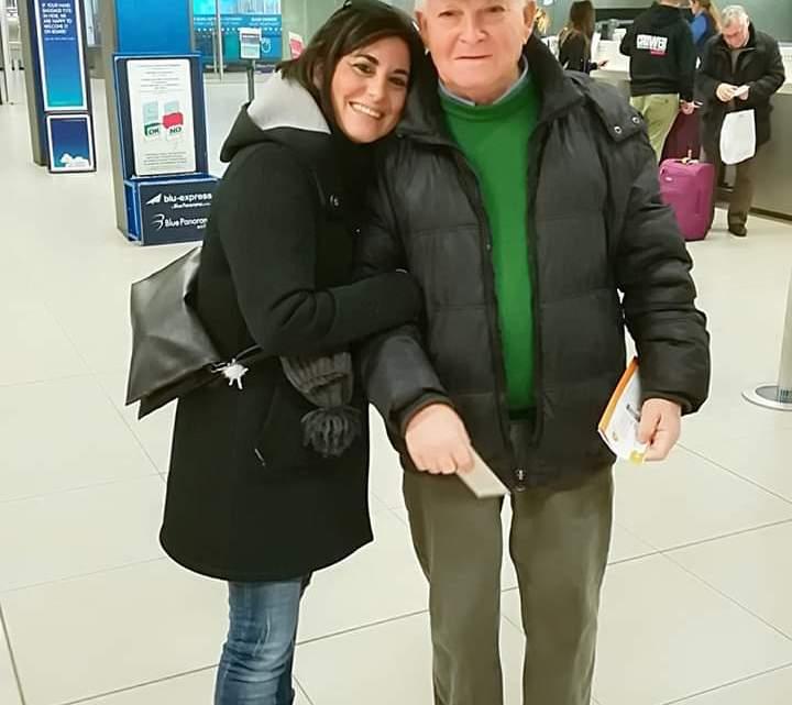 Quando il Corona Virus non divide padre e figlia: Le parole virali di Katya