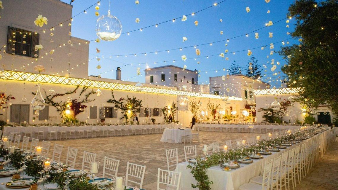 In Puglia non ci si sposa più: il Coronavirus congela l'intero settore del Wedding
