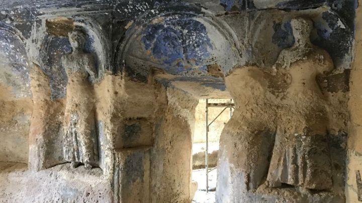 Il Ninfeo delle Fate di Masseria Tagliatelle: storia e leggenda