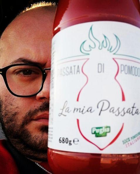 """Paolo Amato: vi presento """"La Mia Passata"""", il fiore all'occhiello di Puglia Food"""