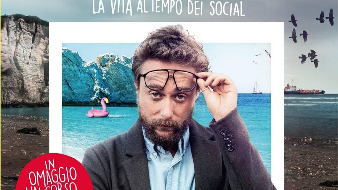 """""""Annessi e Connessi. La vita al tempo dei social"""": il nuovo libro di Pinuccio in uscita l'8 Settembre"""