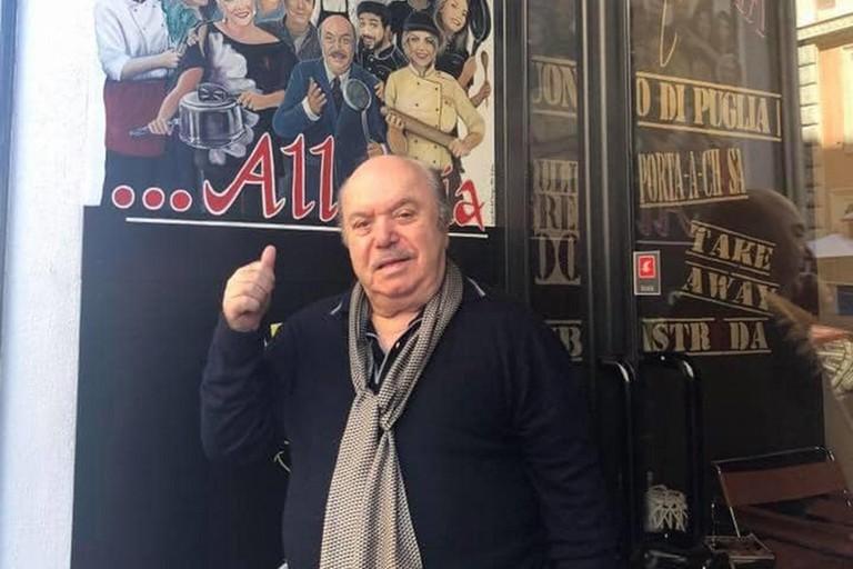"""Lino Banfi racconta la Puglia attraverso la sua carriera: """"Un tempo eravamo disgrazieti"""""""