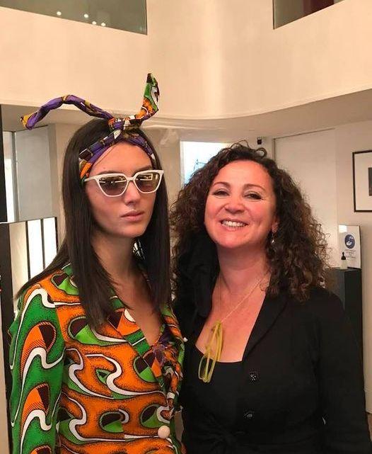 Africa & Mediterraneo: stili e culture diversi nella collezione della fashion designer pugliese Ripalta Daniello