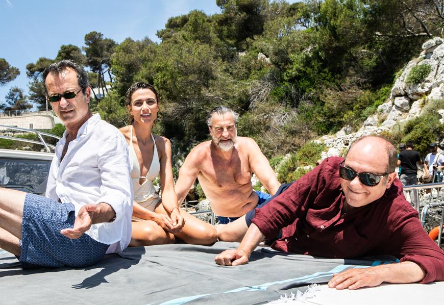 """Il film """"Si vive una volta sola"""" di Carlo Verdone delude, ma che belle le scene girate in Puglia"""