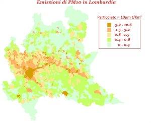 Legna e PM10