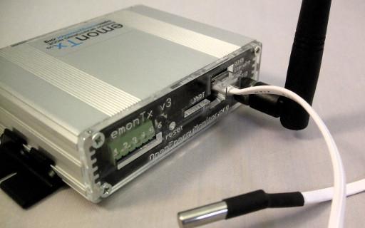 Misuratore di consumo elettrico 4-Noks Elios4you e OpenEnergyMonitor