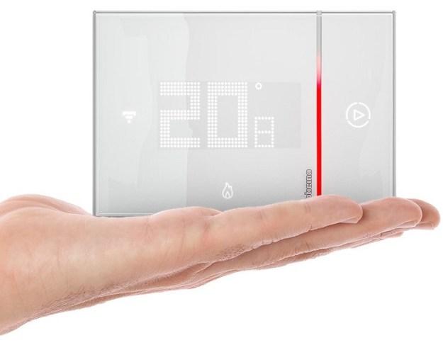 Termostato WIFI BTicino Smarther