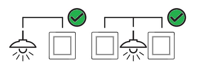 Ankuoo REC switch interruttore WiFi da incasso