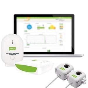 Misuratore consumi elettrici wireless | Monitoraggio consumi energetici domestici