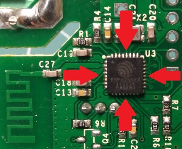 Ripetitore WiFi Chip ESP2866