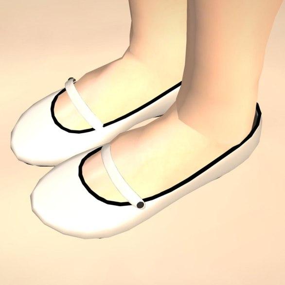 Footworks Pippa