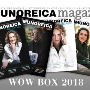 BOX IMMUNOREICA Magazine 2018 di Ethel Cogliani