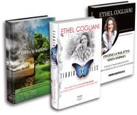 trilogy - i tre Libri di Ethel Cogliani