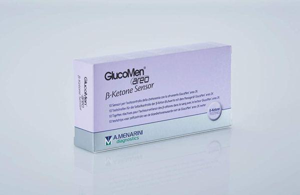 Menarini Glucomen Areo B-Ketone Sensor