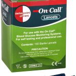 Swiss point Of Care 100 lancette