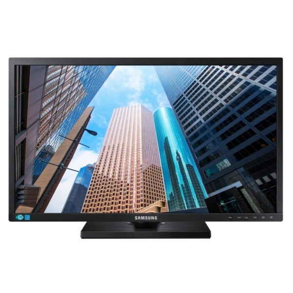 SAM2 - Samsung Monitor Business LED 24'' FullHD 5ms con Eye-Saver