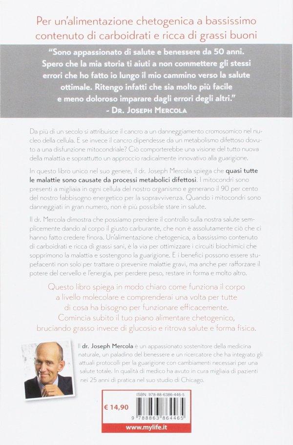 Copertina Trasforma il grasso in energia (Italiano)