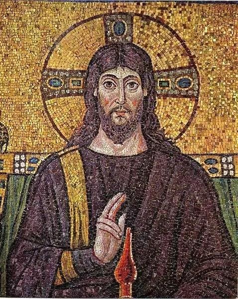 Mosaico - arte bizantina