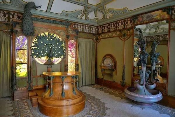 Alfons Mucha, Bijoux Fouquet