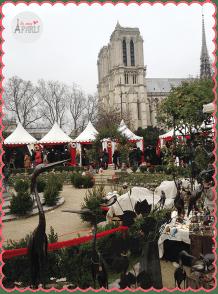 Marché de Noël Notre-Dame