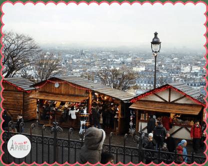 Panorama dal Sacré Coeur