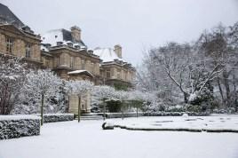 Jardin du Luxembourg - @JardinLuco - 7 feb