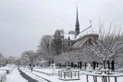 Paris - @ParisAMDParis - Notre Dame - 10 feb