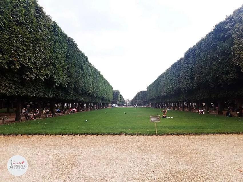 giardini parigi