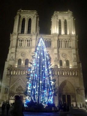 Notre-Dame de Paris Natale 2013