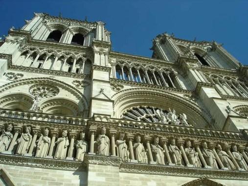 Notre-Dame de Paris facciata