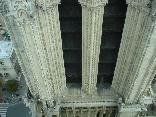 Torre Notre Dame de Paris