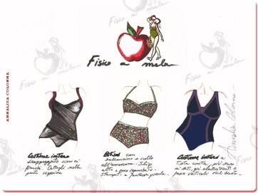 Costume per mela - Annalisa Colonna