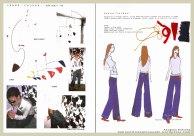 Progetto Neo Vintage - Jeans Calder Anno 2003 - 04 - Annalisa Colonna