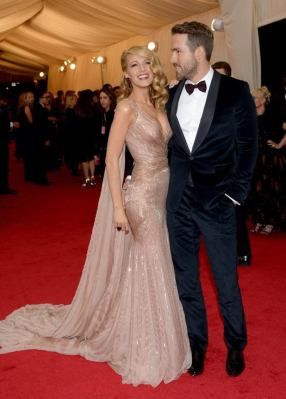 MET GALA 2014 - Blake Lively in Gucci