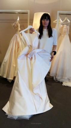 Abito Costanza spazio Antonio Riva - Stilista personale a Si SposaItalia coll sposa 2017
