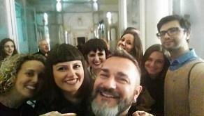 Selfie di gruppo - I Polimoda People siamo noiQ