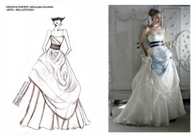design & concept bellantuono annalisa colonna