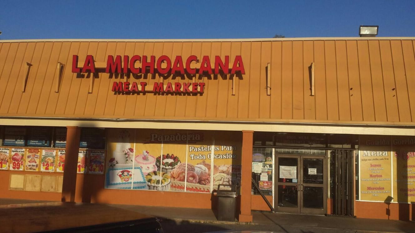 13430 Fm 529 Rd, Houston  La Michoacana Meat Market
