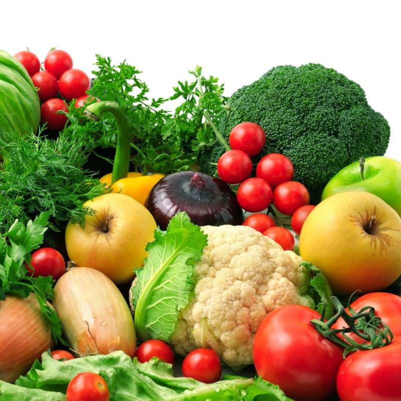 les Micronutrition, les fruits, légumes et aromates sont de puissants pourvoyeurs de micronutriments
