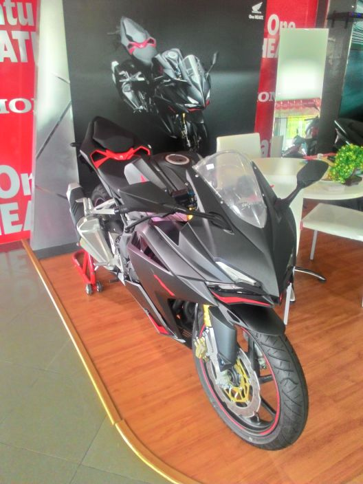 First Impression All New Honda CBR250RR, Keren Om!!