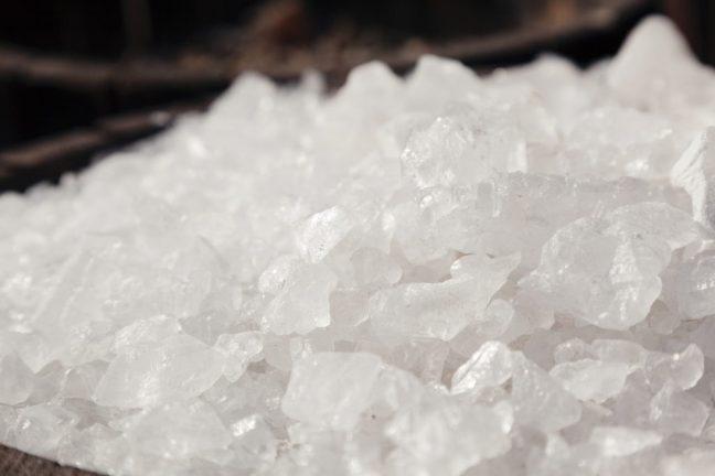Cristal de Alumbre Mineral