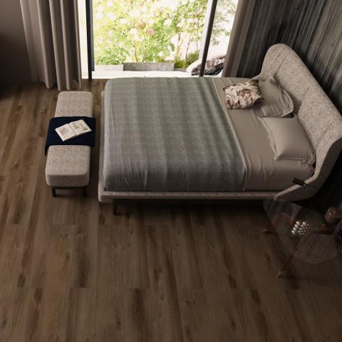 Кварцвиниловый ламинат SPC A+Floor 2002 Дуб Дакота