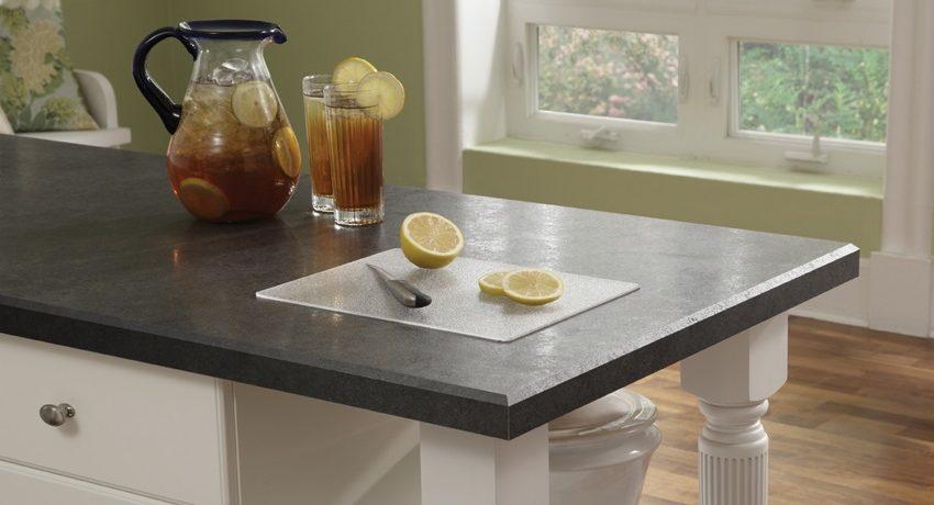 LC Bevel Edge Profile 45 Angle Cut  Laminate Countertops
