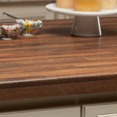 Laminate Kitchen Countertops Island With Granite Top Marbella Edge Profile (pencil Edge) –