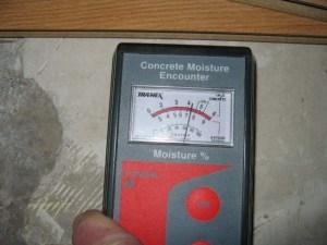 laminate over concrete no vapor barier